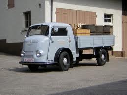 1949-65 TEMPO Vidal & Sohn Tempo-Werke GmbH Overgik til Hanomag Duitsland
