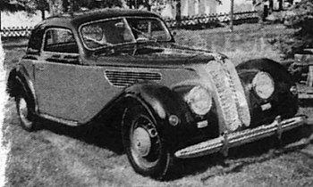 1949 Bmw 327