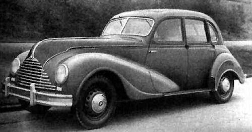 1949 Bmw 340