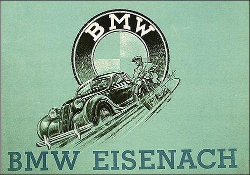 1949 BMW Eisenach