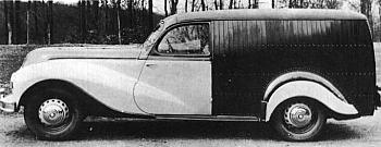 1949 Bmw  kombi