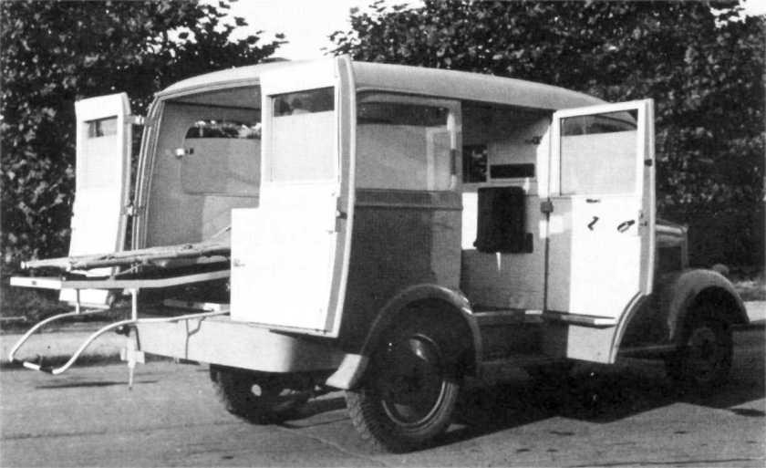 1949 Borgward b1000-krankenwagen-b