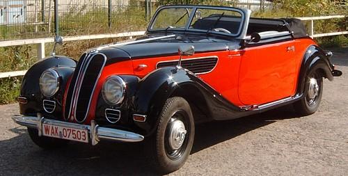 1950 Bmw 327