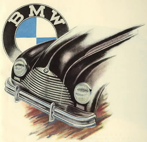 1950 BMW 340