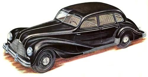 1950 BMW 340a