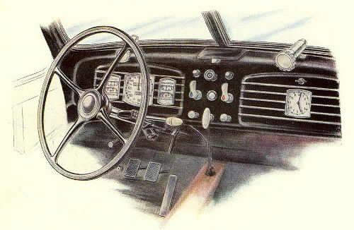 1950 Bmw 340w