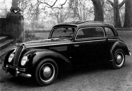 1950 Dkw f10