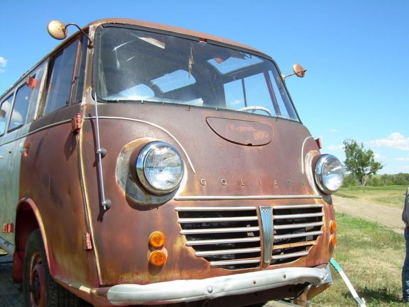1950 Goliath 11oo Express 2