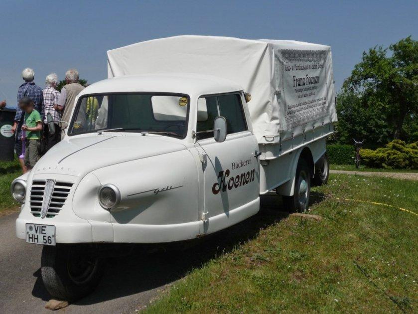 1950 Goliath Goli ein-optisch-sehr-gut-erhaltenes-38638
