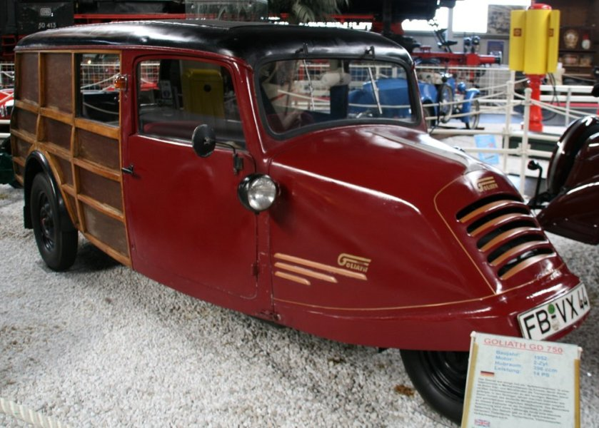 1950 goliath van by mechanicman-d27de1l