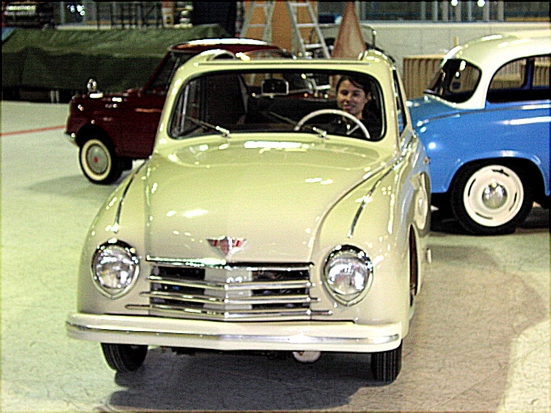 1950 Gutbrod 600