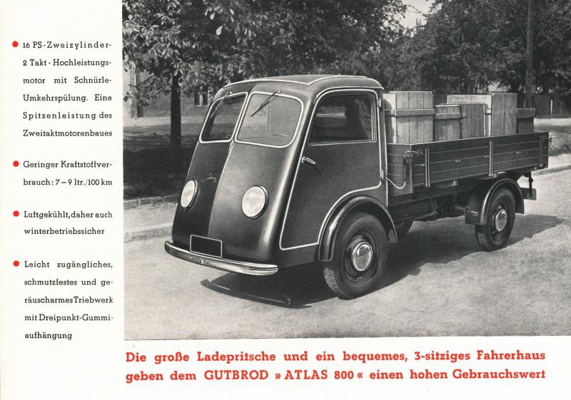 1950 Gutbrod Atlas 800 03