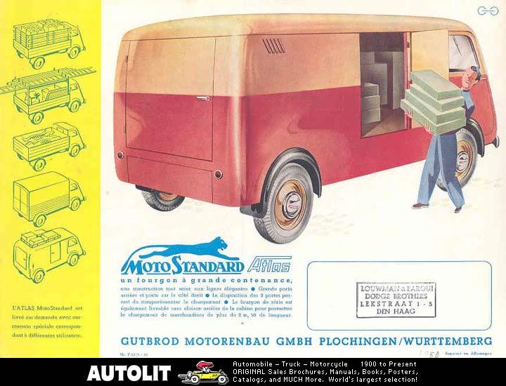 1950 Gutbrod atlas