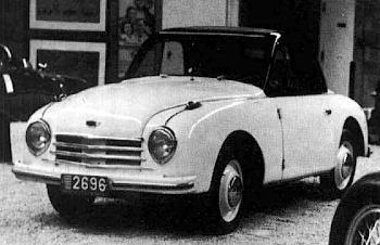 1950 Gutbrod superior
