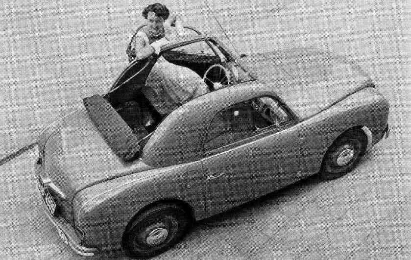 1950 Gutbrod-Superior