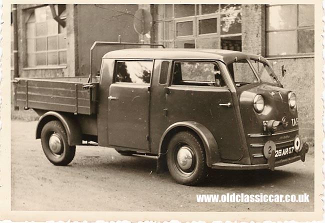 1950 Tempo Matador pickup