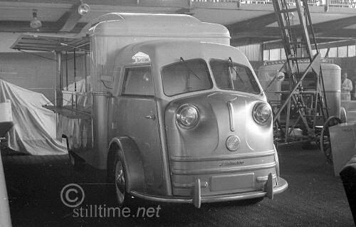 1950 Tempo Matador Snackwagon