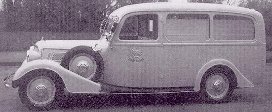 1950 Wanderer-W50 ambu
