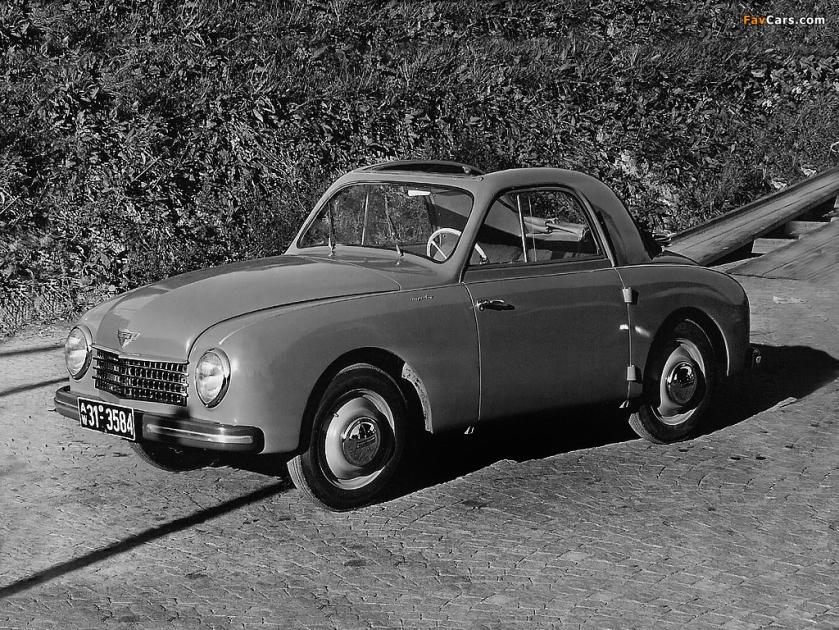 1951-54 Gutbrod Superior 700 Luxus
