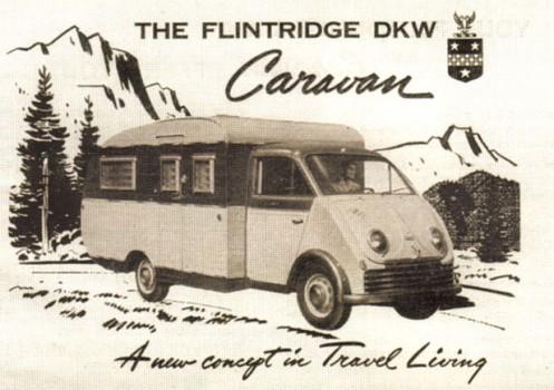 1951 Auto Union DKW Flintridge Caravan