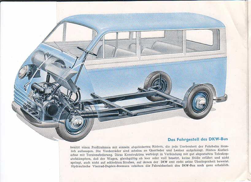 1951 dkw-pr bild2 Fahrgestell