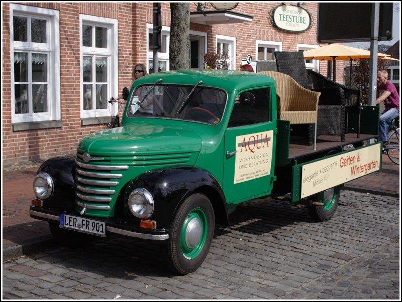 1951 Framo (Barkas) kleintransporter