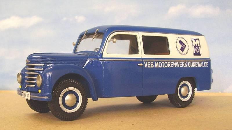 1951 Framo Kinast Modell Kombi