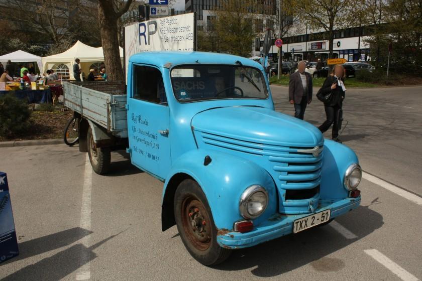 1951 Framo V901 Bestel Front