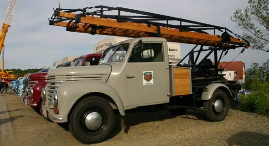 1951 Framo V901 Leiterwagen