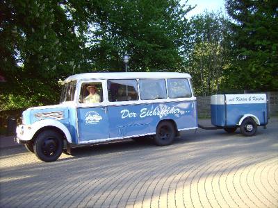 1951 Garant 30K Kraftomnibus