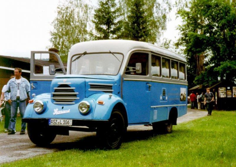 1951 Garant K30 Bus a
