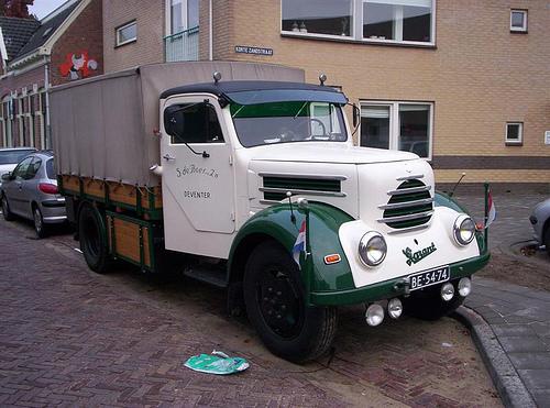 1951 Garant K30 Niederlande