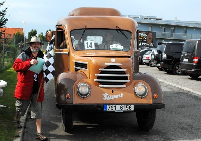 1951 Garant oldtimer-bohemia-rally