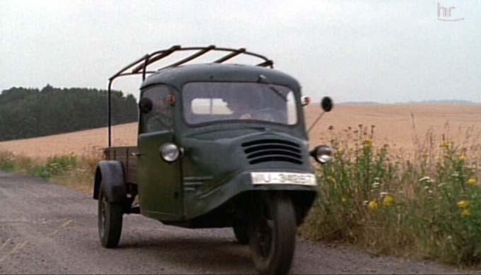 1951 Goliath GD 750