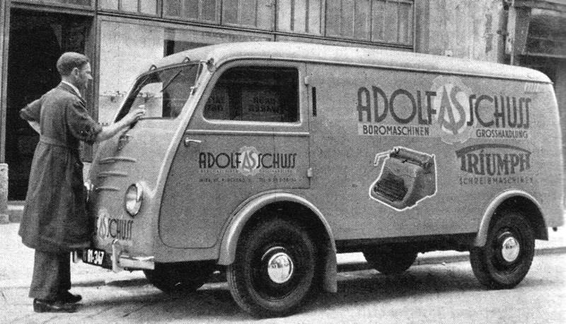 1951 Gutbrod Atlas