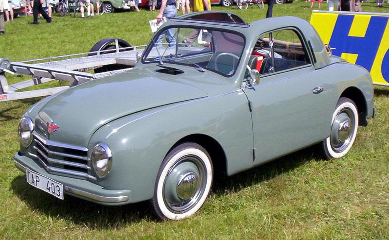 1951 Gutbrod Superior