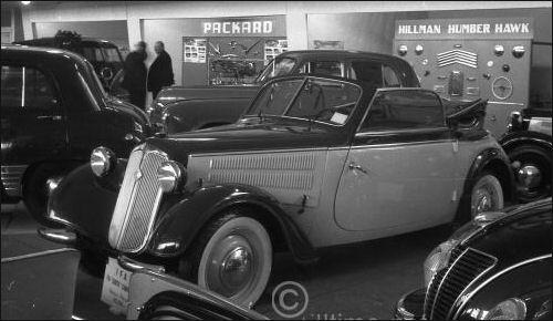1951 IFA f8
