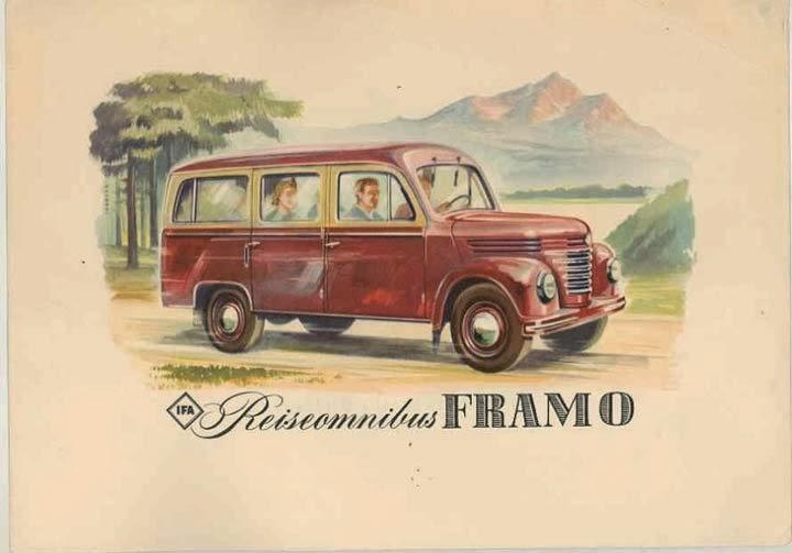 1951 IFA Framo 1