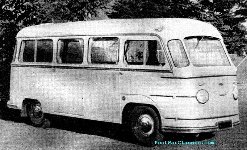1951 tempo matador 800