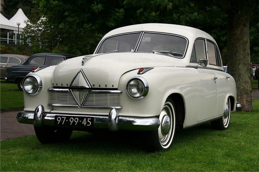 1952-54 Borgward Hansa 1800 Front