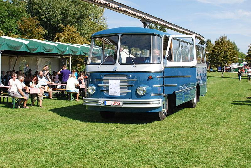 1952-58 IFA Horch Reisebus H3B