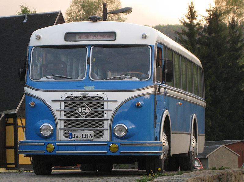 1952-59 IFA H6B
