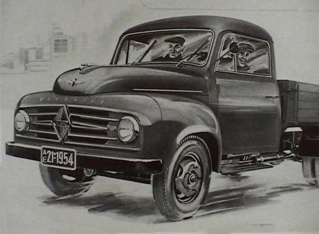 1952-60 B 1500  B 511 c