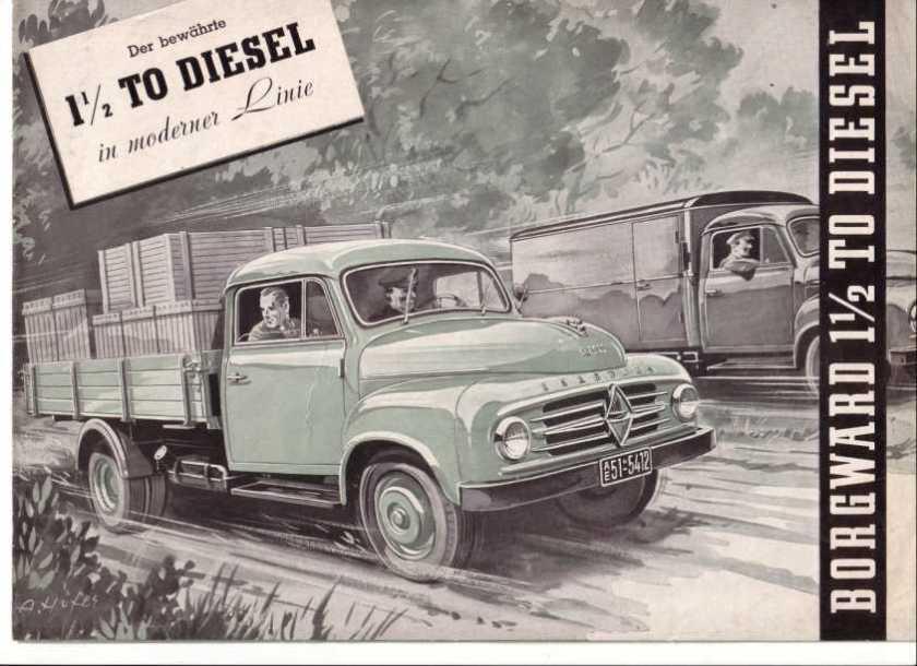 1952-60 B 1500  B 511 d