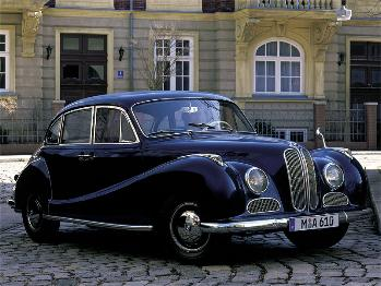 1952 BMW 502