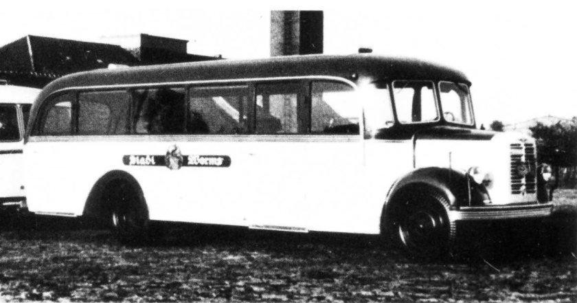 1952 Borgward b3000-omnibus