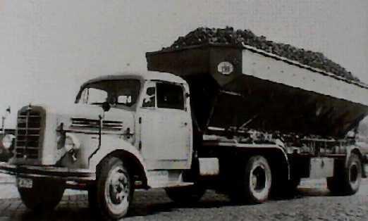 1952 Borgward B4500-2