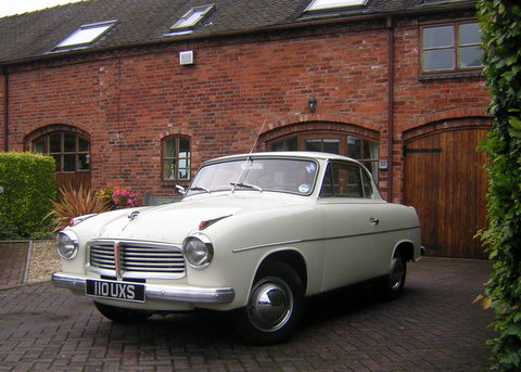 1952 Borgward Goliath 1100 Coupé