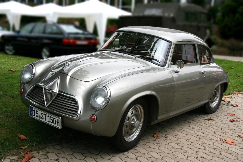 1952 Borgward Hansa 1500