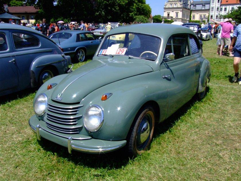 1952 DKW Meisterklasse
